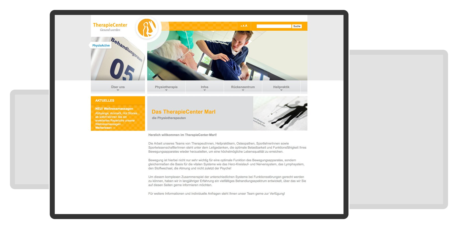 TherapieCenter Marl